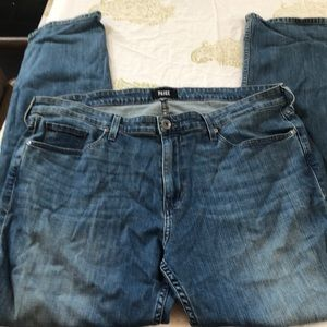 Paige Men's Sz 40 Federal Luka Destroyed Jeans